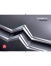 Citroen C4 User Manual