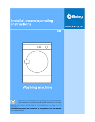 Balay 3TI60081A Installation Instruction