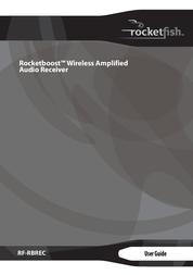 Rocketfish RF-RBREC User Manual
