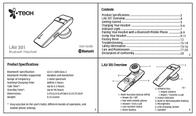 Itech i.Air 301 C51-B201-0315063 User Manual