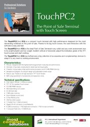 ICG TouchPC2 ICGTPC5 Leaflet