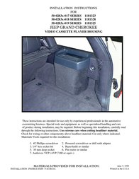 Jeep 50-0283x-019 SERIES User Manual
