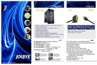 Jou Jye Computer GTX-U322D-FD Leaflet