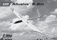 E-flite Allusive 2.2m EFL4925 Data Sheet