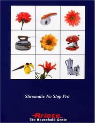 Ariete 6400 User Manual