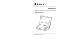 Astar pdv-7077 User Manual