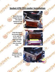 Thermaltake A4012 Leaflet