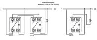 Pera Insert Control switch, Toggle-switch Pera 2100-030-0100 2100-030-0100 Data Sheet