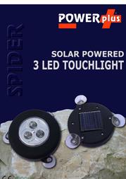 Powerplus Spider PP-SPIDER Leaflet