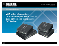 Black Box AC1014A-R2 User Manual