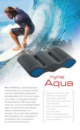 NYNE AQUA Specification Sheet