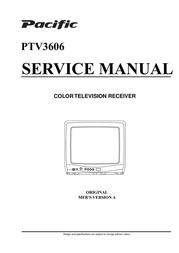 Pacific Digital PTV3606 User Manual