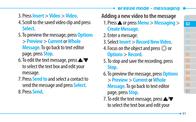 Pantech P2030 User Manual