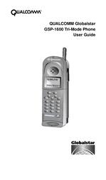 Qualcomm Printer Accessories GSP-1600 User Manual