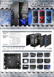 K-mex CG-6B6C CG-6B6C-20 Leaflet