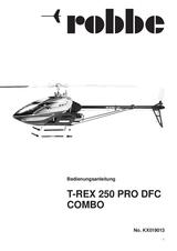 ALIGN RC model helicopter Kit 250 1-KX019013 Fiche De Données