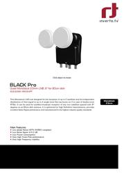 Inverto IDLB-QUDM21-MNOO6-8P Leaflet