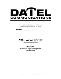 Datel dkt2104-ct User Manual
