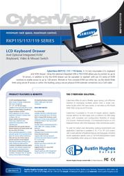 Austin Hughes Electronics Ltd RKP115-1602E_EU Data Sheet