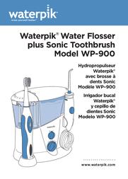 Waterpik WP-900 User Manual