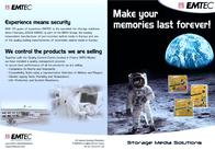 Emtec CD-R Gold Digital Photo 360232WCJ Leaflet