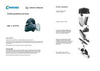 Knosti Disco Antistatic Record Cleaner Disco Antistat Leaflet