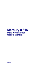 Mercury 16 User Manual