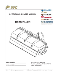 Paladin Tools LAF3438 User Manual