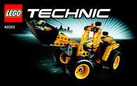 Lego Technic 42023 BAUSTELLEN-SET 42023 Data Sheet