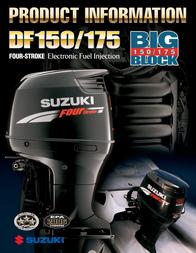 Suzuki DF17 Brochure