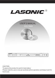 Lasonic dvd-7880k User Guide