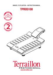 Terraillon Postal Equipment TPRO5100 User Manual