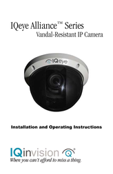 IQinVision IQA15 Installation Instruction