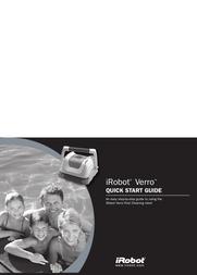 iRobot Verro User Manual