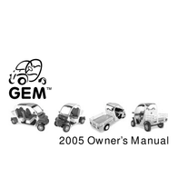 GEM 2005 User Manual