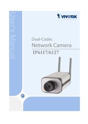 VIVOTEK IP6117 User Manual