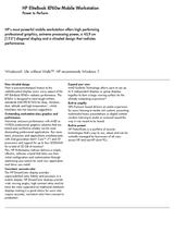 HP 8760w LG671ET#ABH User Manual