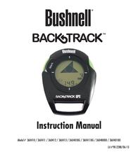 Bushnell BackTrack Owner's Manual