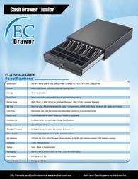 EC Line EC-G5100-II-GREY Leaflet
