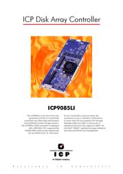 ICP ICP9085LI 2216800-R Leaflet