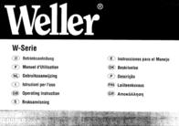 Weller WEL.W61 005 61 036 99 Data Sheet
