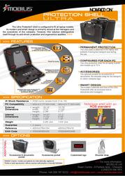 "Mobilis Ultra Protection 15.4"" 4201/ULTRA/154 Leaflet"