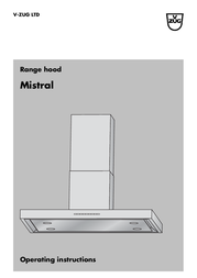 Mistral V ZUG LTD User Manual