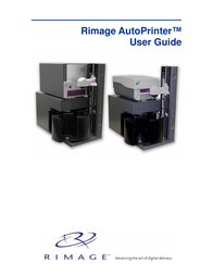 Rimage Auto Printer RAS10 User Manual