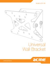 ACME LCD109 User Manual
