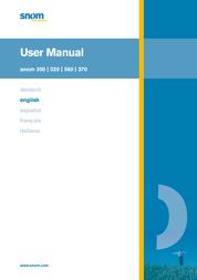 Snom 370 User Guide