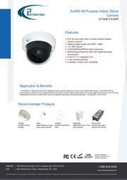 i3 International AX50D C-AX50D Data Sheet