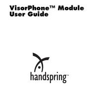 Handspring VisorPhone User Manual