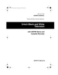 Optimus 16-132 User Manual