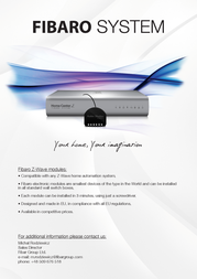 Fibaro FGWPE-101 User Manual
